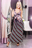 Женский сарафан нарядный в 2х цветах IR Пион