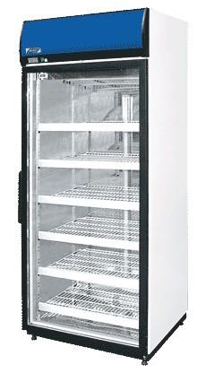 Шафа холодильна шафа COLD ASTANA SW-500 DP A/G