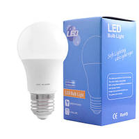 Лампа светодиодная A55 Е27 7W 3000K - 15