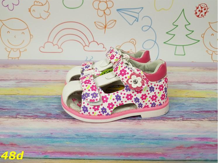 ac4353c32 Детские босоножки для девочки закрытые для самых маленьких, цена 359 грн.,  купить в Харькове — Prom.ua (ID#876321501)