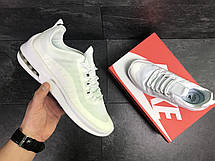 Мужские кроссовки Найк, Nike Air Max Axis,белые (молочные) 44р, фото 3