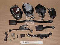 Ремни безопасности (к-т левый., средний, правый)  ГАЗель Next (3-х местной ) ГАЗ(А21R23.8217008-20) (п