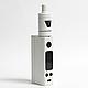 Електронна сигарета Joyetech eVic VTC Mini + атомайзер Tron S | Вейп Starter Kit Білий (Оригінал), фото 5