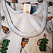 Комплект дитячої білизни, хлопковий, фото 5