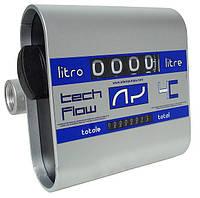 Лічильник Tech Flow 4C, 20-120 л/хв, +/-1% витрат дизельного палива