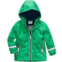Детская  куртка-ветровка для мальчика  9-12 месяцев