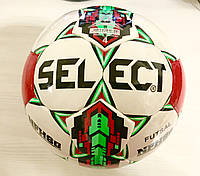 Мяч футзал №4 SELECT  ламинированный (без отскока), фото 1