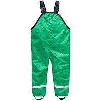 Детские штаны-дождевики для мальчика  9-12 месяцев