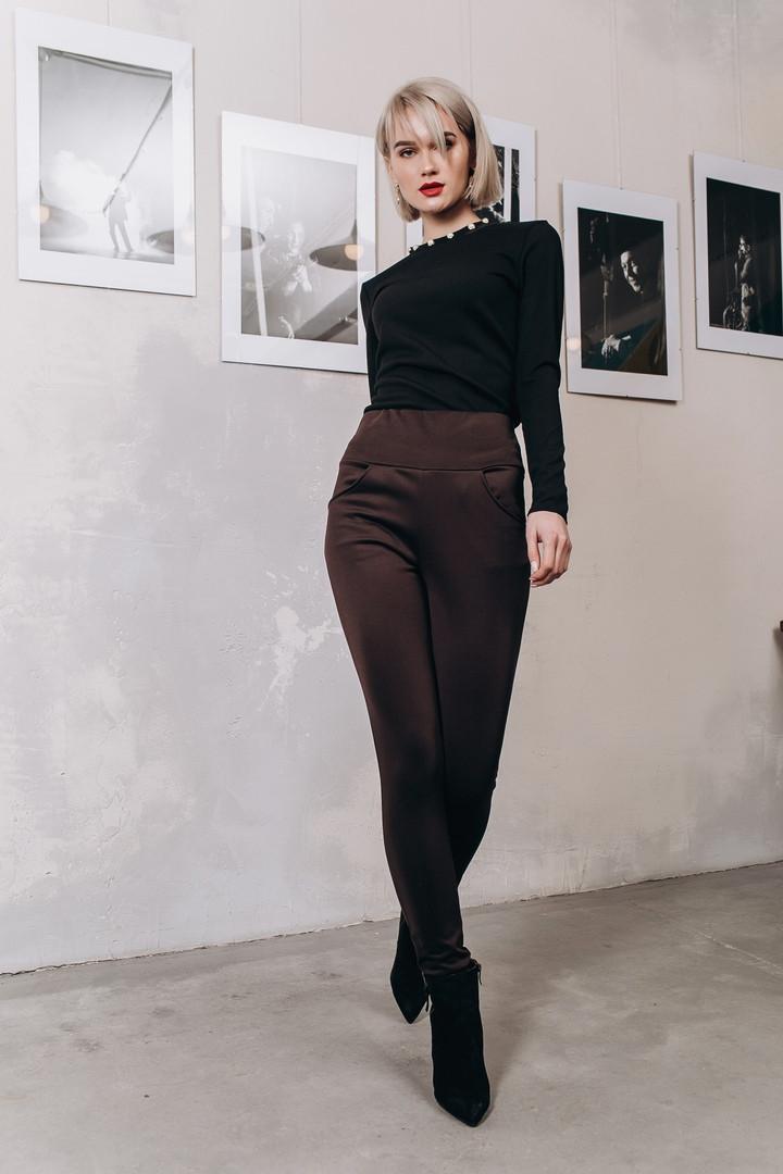 Женские стильные лосины МВ563