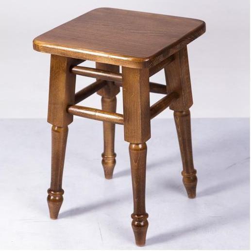 Табурет кухонный с точеными ножками ТМ Микс Мебель