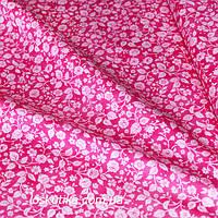 35008 Розочки. Ткань в мелкий цветочек, для шитья, аппликаций, текстильных игрушек и для пэчворка., фото 1