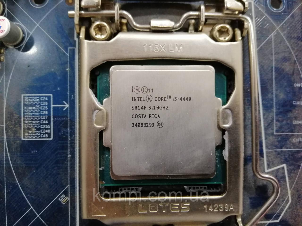 Процессор Intel  Core™ i5-4440  s1150  (4x 3.1 (3.3)GHz 6mb)