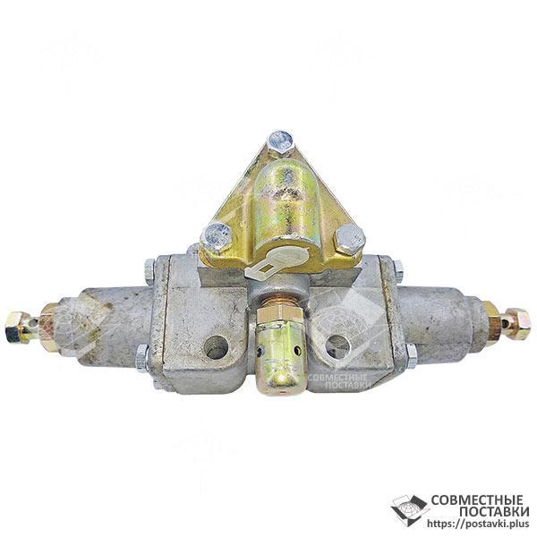 Воздухораспределитель КПП ЯМЗ 238Н.1723010 управления механизмом переключения понижающей передачи