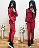 Модный костюм с открытыми плечами, размеры от 42 до 52, Турция, фото 2