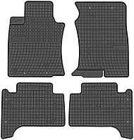 Коврики Elegant в салон авто Toyota Land Cruiser 120 2003-2010 модельные резиновые EL 200806
