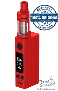 Joyetech eVic VTC Mini with CUBIS. Электронная сигарета Starter Kit Red (Оригинал)