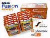 Gillette Fusion Power 10 упаковок по 8 шт. в упаковке,  сменные кассеты для бритья, оригинал, Германия, фото 2
