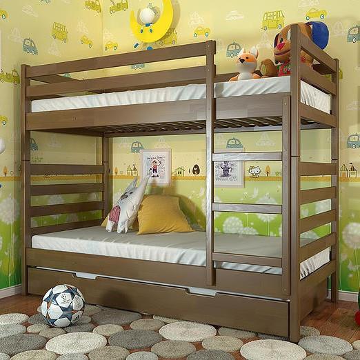"""Кровать детская """"Рио"""" TM ArborDrev"""