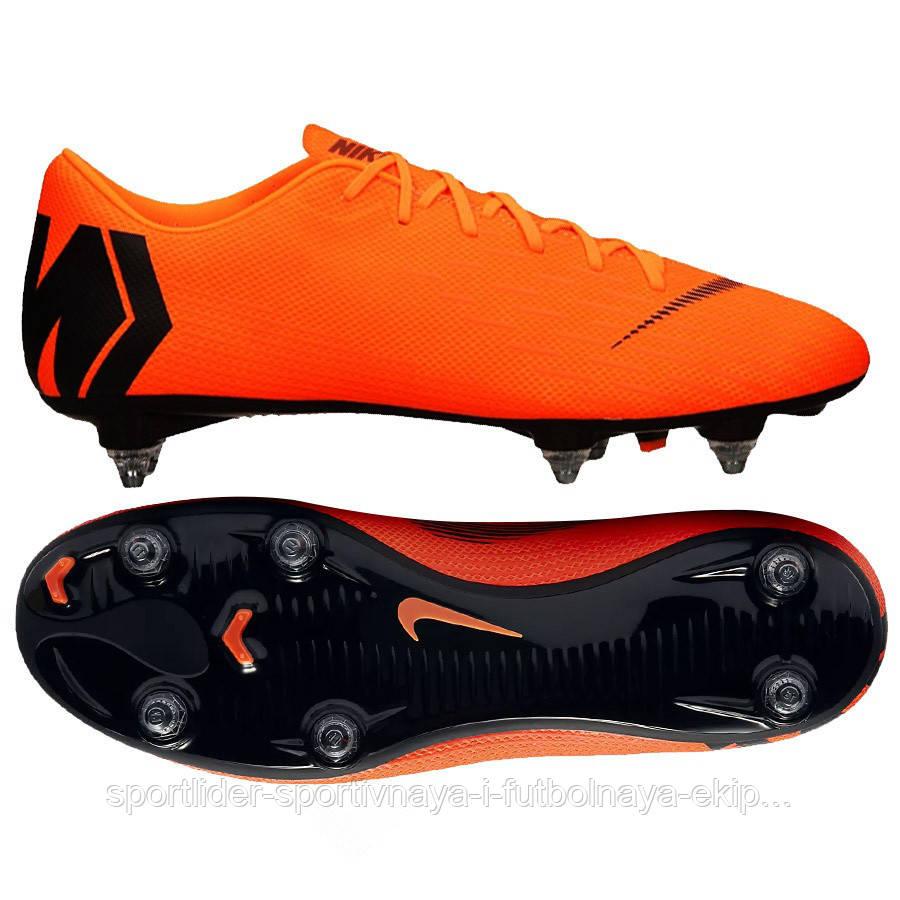 7344533a Футбольные бутсы Nike Mercurial Vapor 12 Academy SG Pro AH7376 810 -  Sport-Leader в