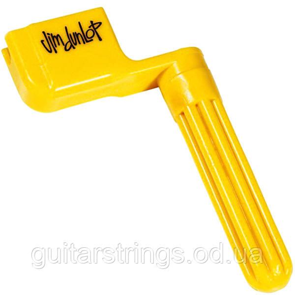 Ключ для намотки струн Dunlop 105 Stringwinder Yellow