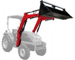 Навесное оборудование для фронтальных погрузчиков тракторов