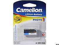 Батарейка Camelion CR123A