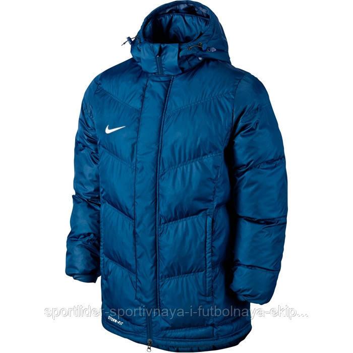 37a3f2d5 Детская утепленная куртка Nike Team Winter Jacket Junior 645907-451 -  Спортлидер› спортивная и