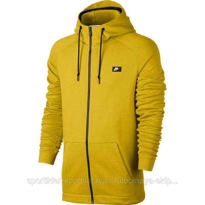 acc5a335 Толстовка мужская Nike Sportswear Modern Full Zip Hoodie 805130-713 -  Sport-Leader в