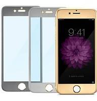 Защитное стекло и титановый сплав для iPhone 6 Plus, фото 1