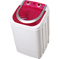 Стиральная машина с центрифугой ViLgrand V145-2570_RED (4.5 кг белья, съемная центрифуга, 250Вт, реверс)
