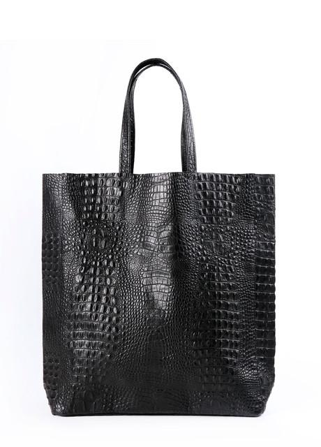 Кожаные сумки POOLPARTY City