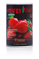 Energy Diet, коктейль «Клубника»
