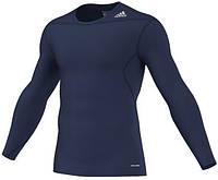 Термо-футболка с длинным рукавом Adidas Tech Fit Base Long Sleeve Tee G90141