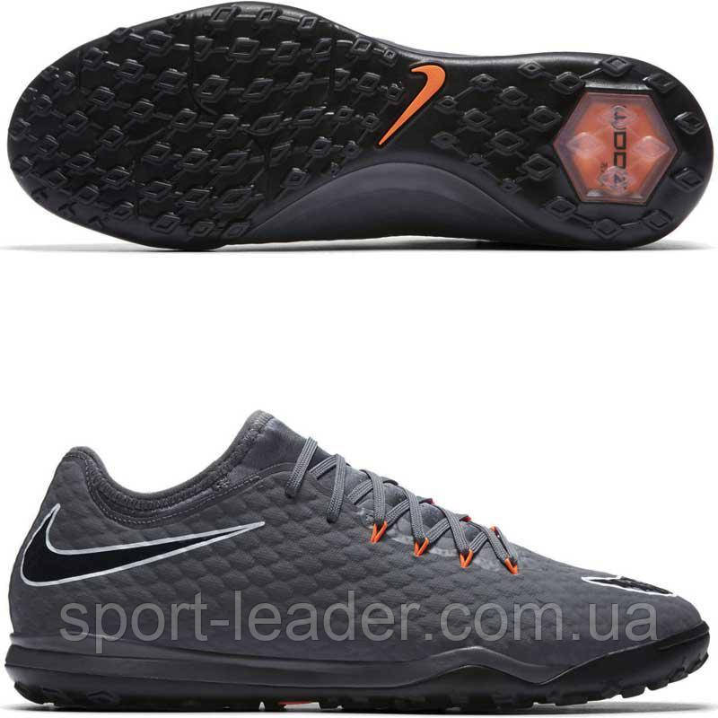 sports shoes e2108 62352 Сороконожки Nike Zoom Hypervenom Phantom III Pro TF AH7283-081: продажа,  цена в Киеве. футбольная обувь от