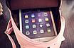 Рюкзак женский кожзам яркий с ушками Белый, фото 5