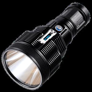 Мощный ручной перезаряжаемый фонарь Nitecore TM38 Lite