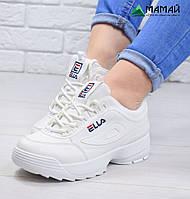 Кросівки жіночі Fila - Тренд 2019! (репліка) 7f72838b94baa