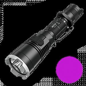 Тактический фонарь с УФ режимом Nitecore MH27UV