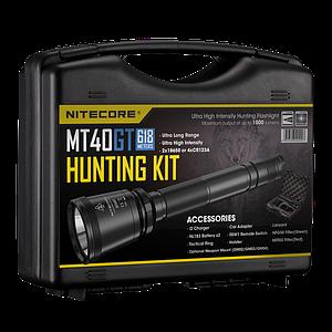 Набор для ночной охоты Nitecore MT40GT