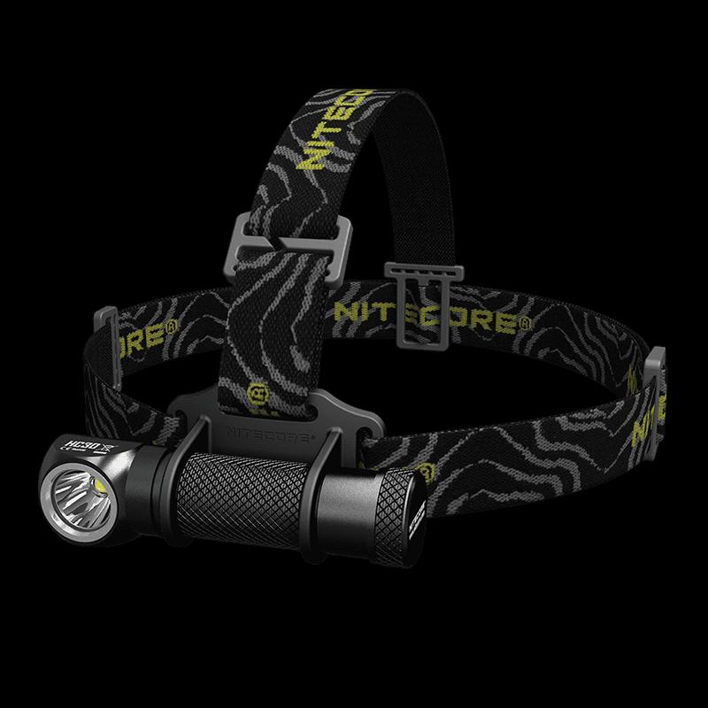 Фонарь налобный Nitecore HC30