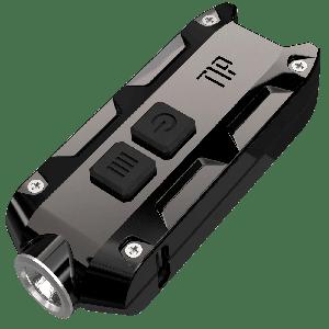 Сверхмощный наключный фонарь Nitecore TIP SS