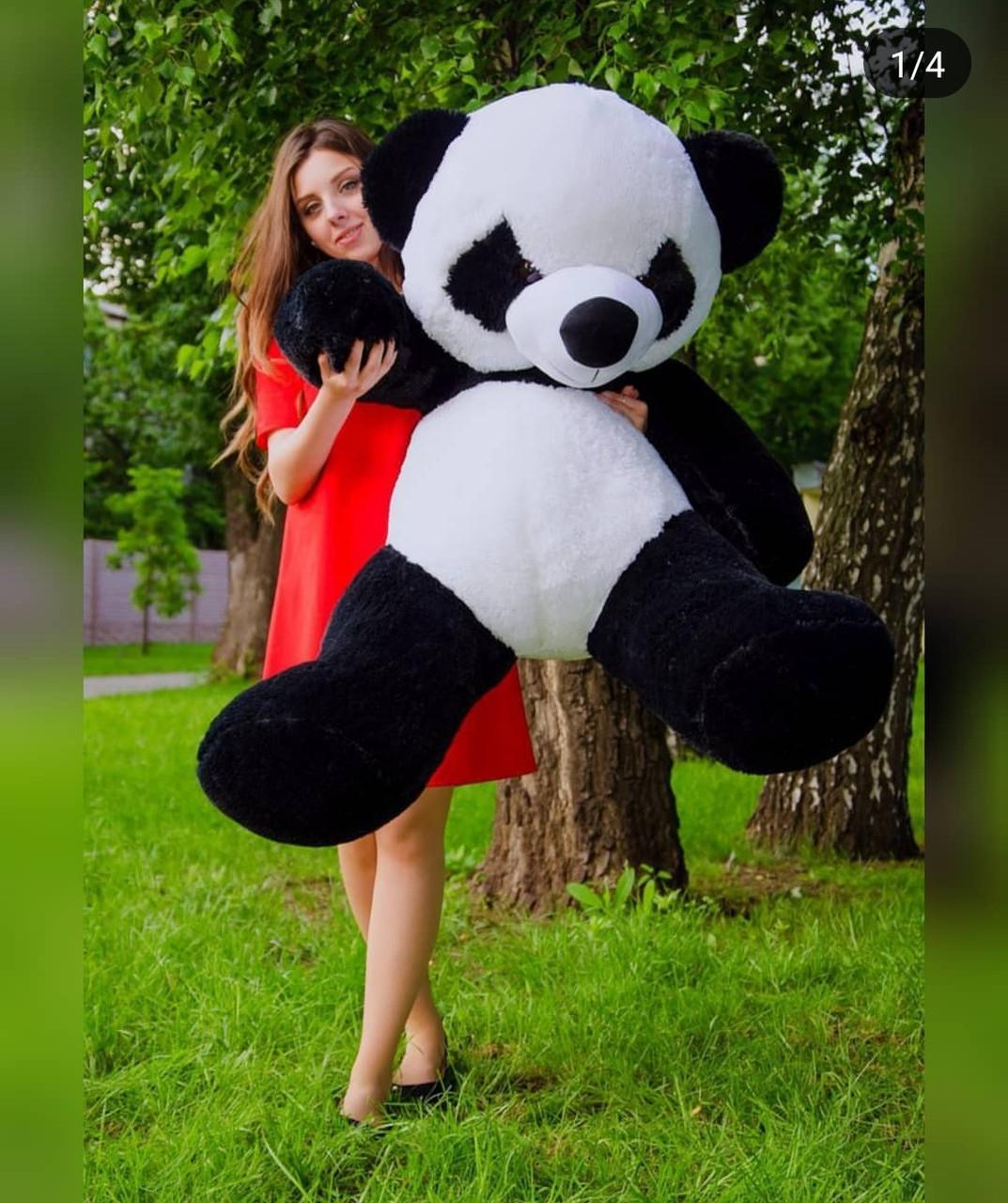 Панда 1.5 метра (Плюшева)