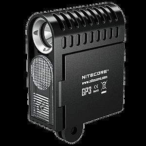 Свет для Экшн-камер GoPro и Sony - Nitecore GP3