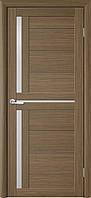 Дверь TINA с матовым стеклом (Акация)