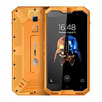 Смартфон Homtom Zoji z8 IP68 4\64гб Black, фото 3