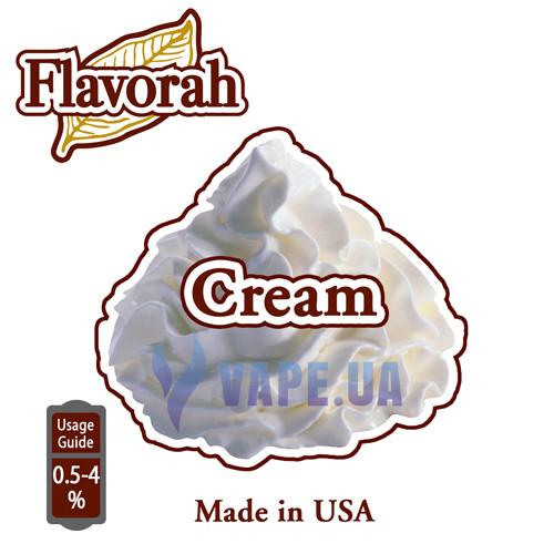 Flavorah - Cream (Крем), 10 мл