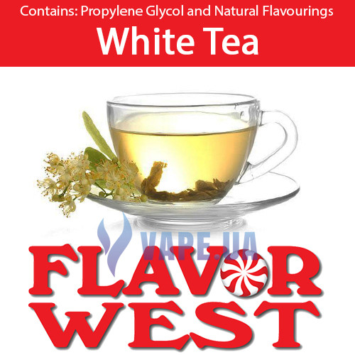 FlavorWest White Tea