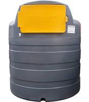Резервуар 2500 ECO LINE для дизельного пального (мобільна міні АЗС, бочка, ємність)