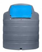 Резервуар 2500  AdBlue для розчину карбаміду з утепленням та підігрівом (ємніть, бочка, єврокуб)