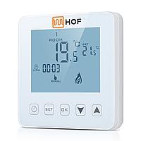 Програмований сенсорний терморегулятор HOF sen для теплої підлоги